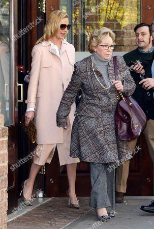 Katherine Heigl and Nancy Heigl