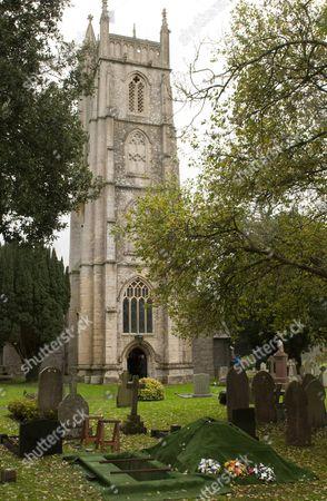 All Saints Church, Publow