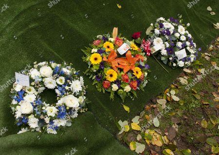 Editorial picture of Funeral of jazz musician Acker Bilk, Pensford, Britain - 13 Nov 2014