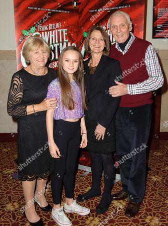 Isabelle Allen & Family