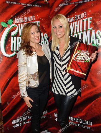 Anya Garnis & Camilla Dallerup