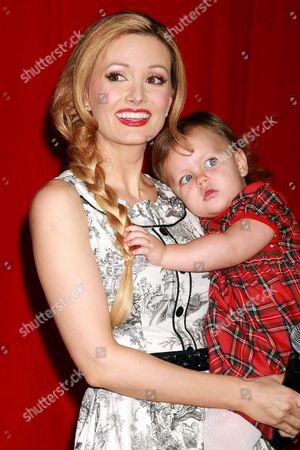 Holly Madison and Rainbow Rotella
