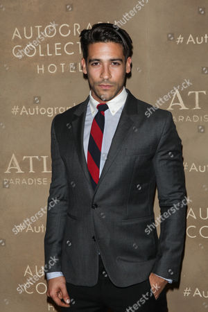 Editorial photo of 'Exactly Like Nothing Else' celebrating Autograph Collection's newest hotel Atlantis, New York, America - 13 Nov 2014