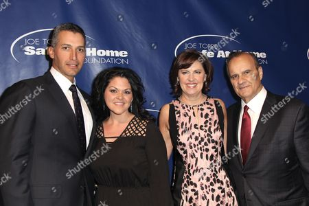 Editorial picture of Joe Torre Safe at Home Foundation 12th Annual Gala , New York, America - 13 Nov 2014