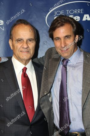 Joe Torre and Chris Russo