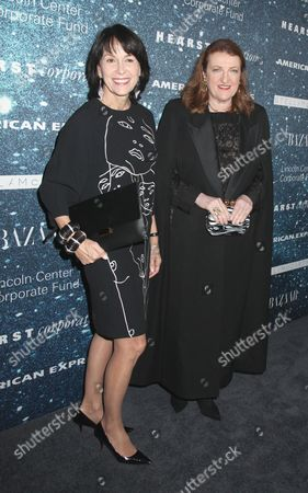 Katherine Farley and Glenda Bailey