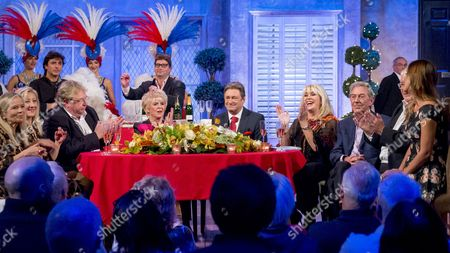 Editorial picture of 'The Alan Titchmarsh Show' TV Programme, London, Britain. - 14 Nov 2014