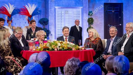 Editorial image of 'The Alan Titchmarsh Show' TV Programme, London, Britain. - 14 Nov 2014