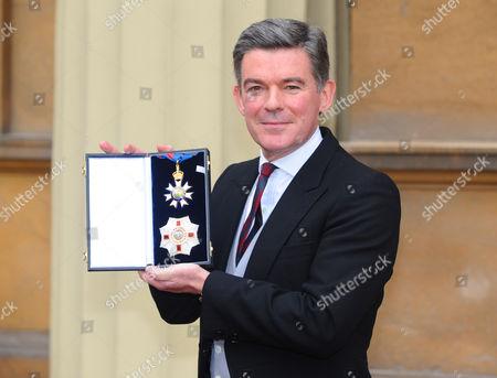 Sir Hugh Robertson Knight commander