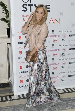 Editorial picture of 'Celebration of Style' event, Liverpool, Britain - 14 Nov 2014