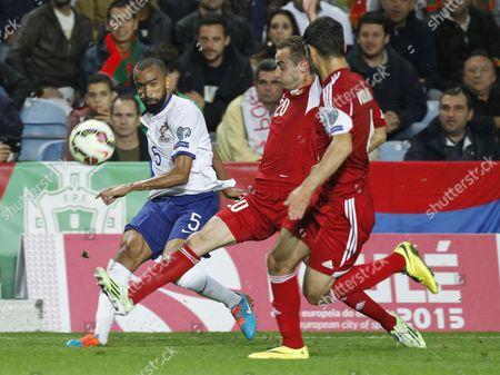 Portugal's defender Jose Bosingwa