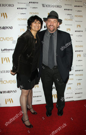 Editorial picture of Moves Magazine Power Women Gala, New York, America - 14 Nov 2014