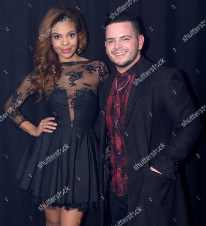 Stephanie Nala and Paul Akister