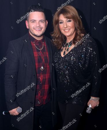Paul Akister and Jane McDonald