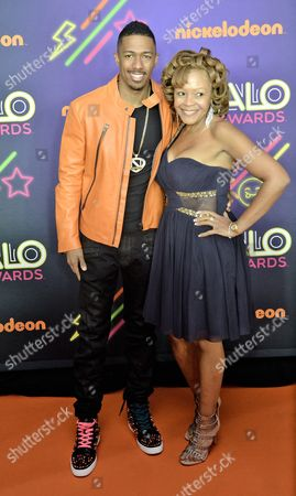 Nick Cannon and Beth Gardner