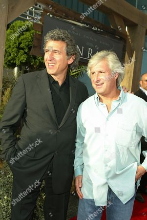 Armyan Bernstein and Charles Lyons