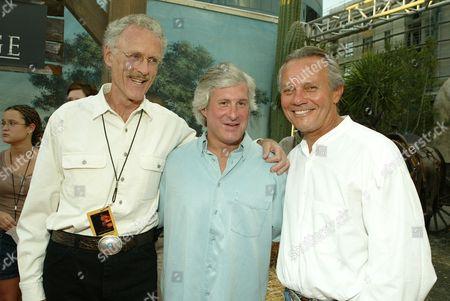 Jake Eberts, Charles Lyons and David Valdes