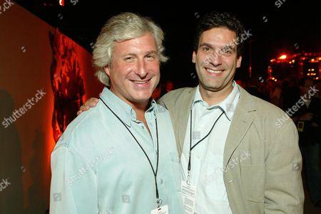 Charles Lyons and Oren Aviv