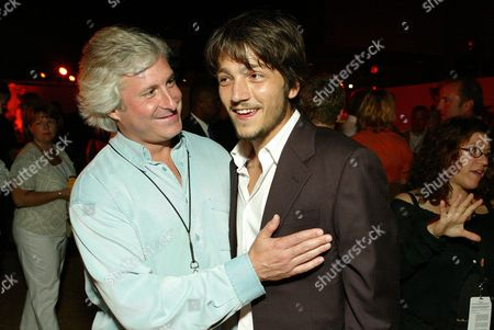Charles Lyons and Diego Luna