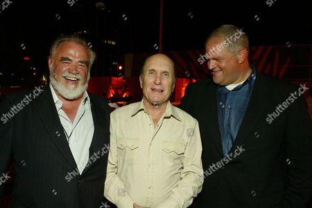 Herb Kohler, Robert Duvall and Abraham Benrubi