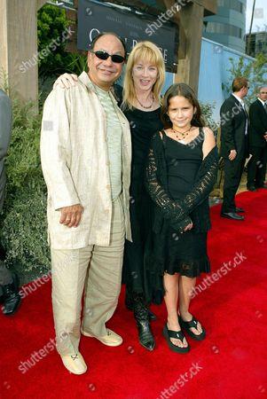 Cheech Marin Family