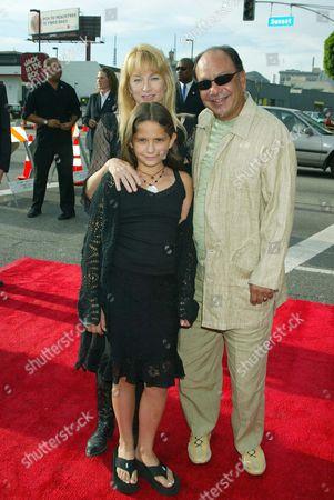 Cheech Marin, Patti Heid and Family
