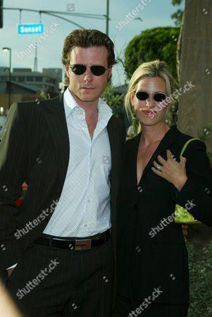 Stock Photo of Dean McDermott and Mary Jo Eustace
