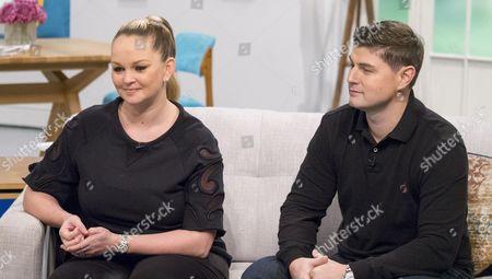 Editorial photo of 'Lorraine' ITV TV Programme, London, Britain. - 17 Nov 2014