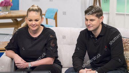 Editorial image of 'Lorraine' ITV TV Programme, London, Britain. - 17 Nov 2014