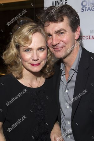Editorial image of 'Accolade' play press night after party, London, Britain - 17 Nov 2014