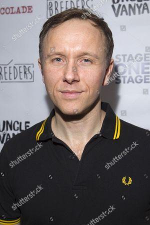 Daniel Crossley (Albert)
