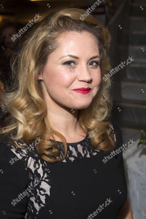 Editorial picture of 'Accolade' play press night after party, London, Britain - 17 Nov 2014