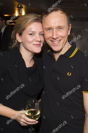 Olivia Poulet and Daniel Crossley (Albert)