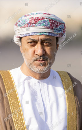 His Highness Sayyid Haitham Bin Tariq Al Said