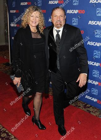 Editorial picture of ASCAP Centennial Awards, New York, America - 17 Nov 2014