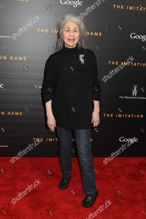 Stock Picture of Lynn Cohen