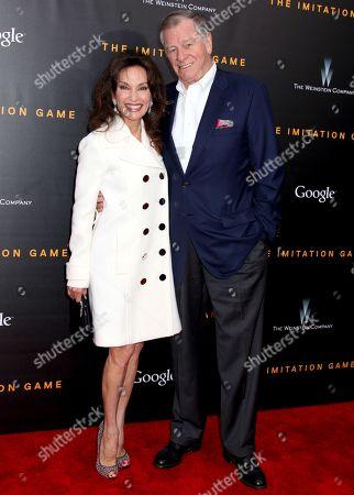 Susan Lucci and husband Helmut Huber