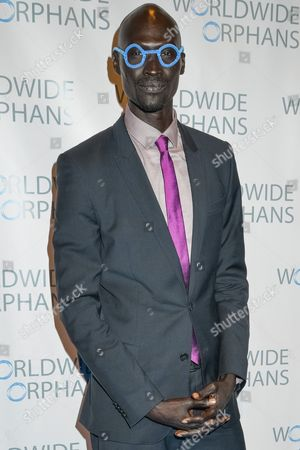Stock Picture of Ger Duany
