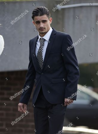 Jack Cottle at Maidstone Crown Court