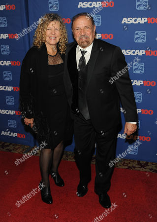 Editorial image of ASCAP Centennial Awards, New York, America - 17 Nov 2014