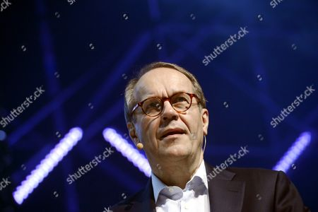Chairman of Royal Dutch Shell, Jorma Ollila