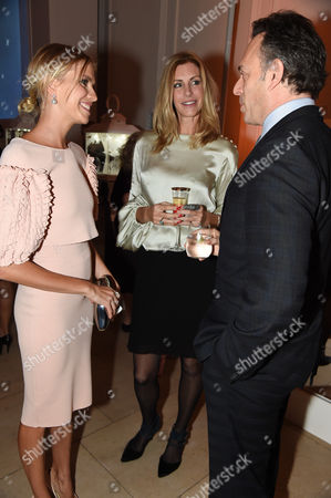 Editorial image of The Sybarite dinner at Kensington Palace Orangery, London, Britain - 18 Nov 2014