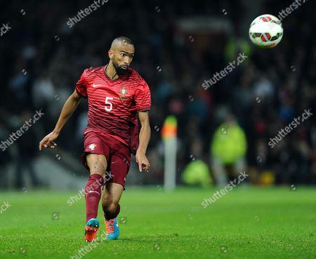 Portugal's Jose Bosingwa