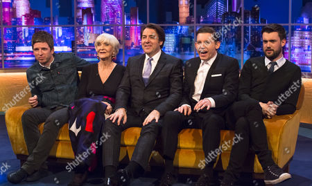 Editorial image of 'The Jonathan Ross Show' TV Programme, London, Britain. - 22 Nov 2014