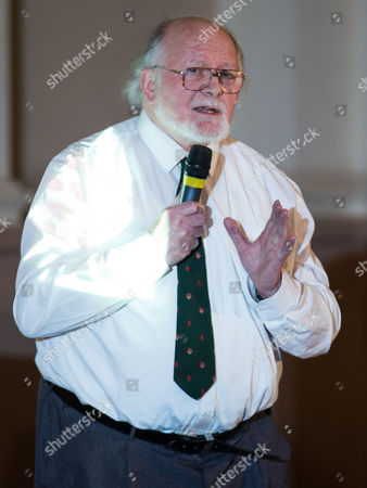 Stock Picture of Mike Barker MBE (Independent candidate)