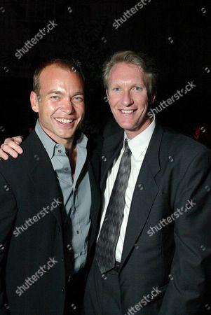 Jonathan Breck and Chris McGurk