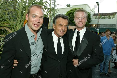 Jonathan Breck, Ray Wise and Eric Nenninger