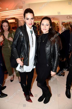 Melia Kreiling and Christina Chong
