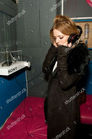Editorial image of Sony Hi-Res Audio exhibition 'Studio to Stereo' at Proud Camden, London, Britain - 19 Nov 2014