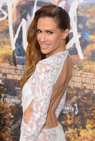 Editorial photo of 'Wild' film premiere, Los Angeles, America - 19 Nov 2014